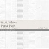 Arctic Whites Paper Pack