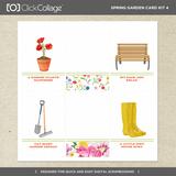 Spring Garden Card Kit 4