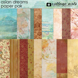 Asian Dreams Paper Pak
