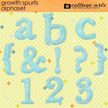 Growth Spurts Alphaset
