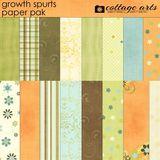 Growth Spurts Paper Pak