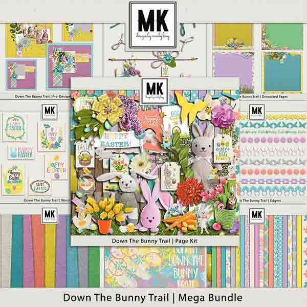 Down The Bunny Trail Mega Collection