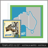 Australia Mapped - Australia