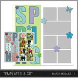 March Mosaics 1