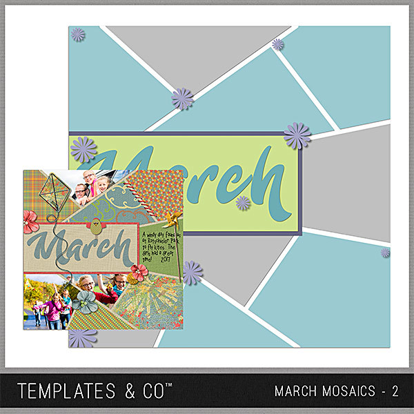 March Mosaics 2