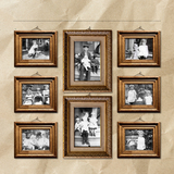 Vintage Memories 12 X 12 Family History Book Extended
