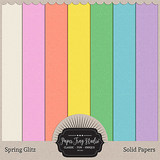 Spring Glitz And Spring Emboss Mega Bundle