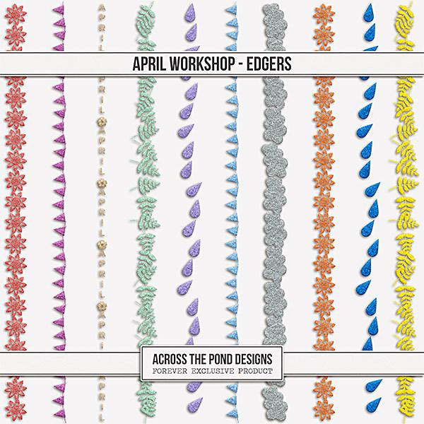 April Workshop - Edgers