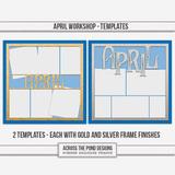 April Workshop - Templates