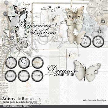 Artistry De Blanco Kit