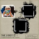 Frame A Moment Frames Set 1