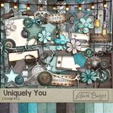 Uniquely You Scrap Kit