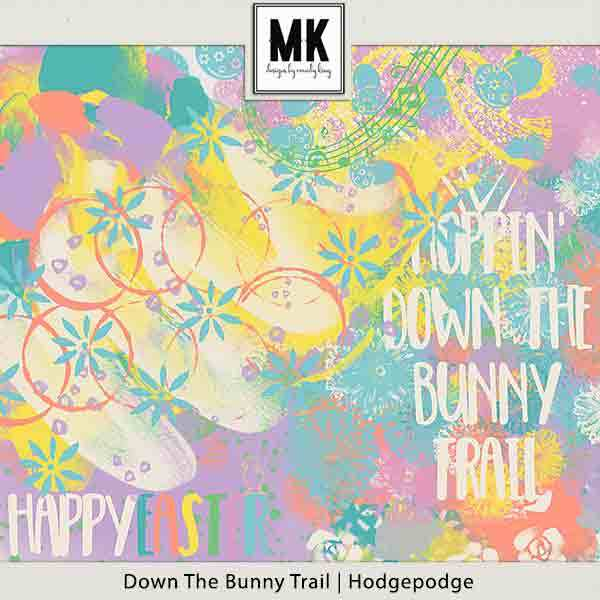 Down The Bunny Trail Collection - Hodgepodge