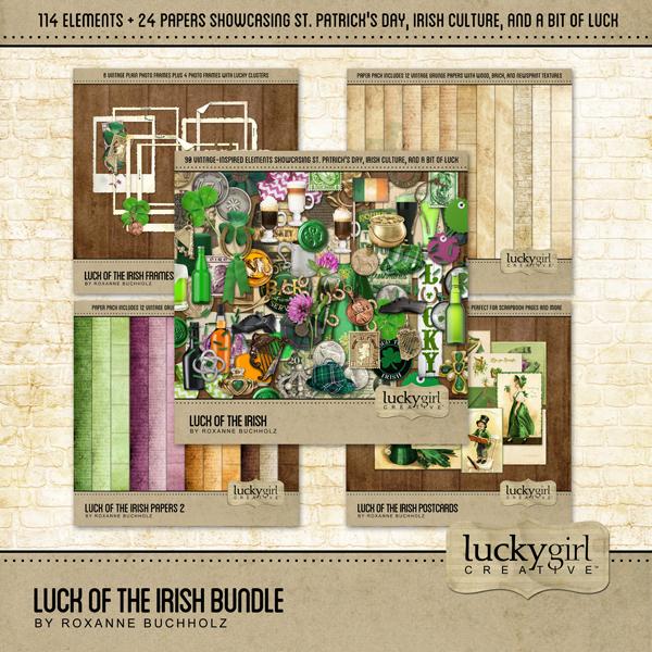 Luck Of The Irish Bundle