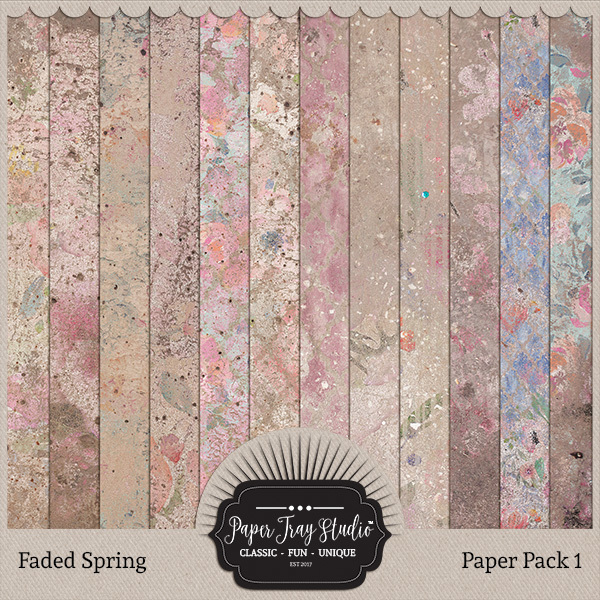 Faded Spring - Set 1