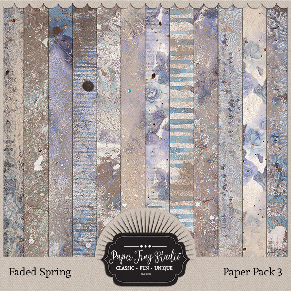 Faded Spring - Set 3