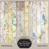 Faded Spring - Set 4