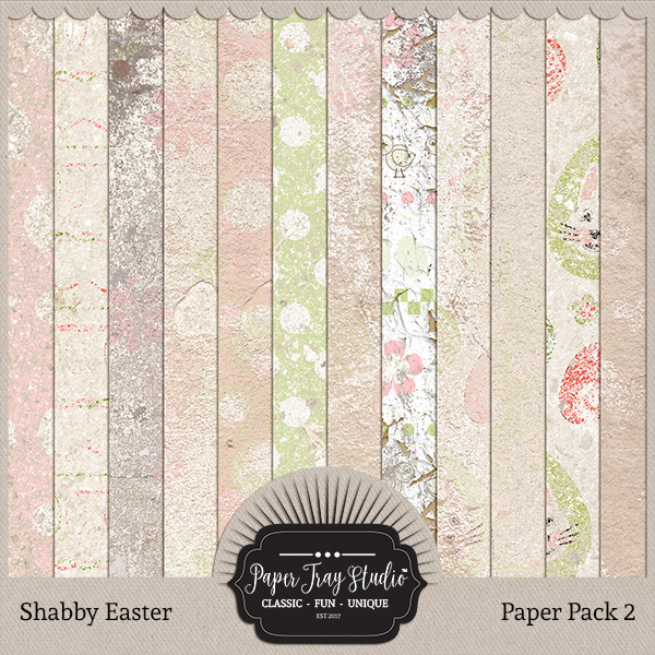 Shabby Easter - Set 2
