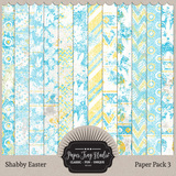 Shabby Easter - Set 3