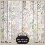 Faded Spring & Shabby Easter Mega Bundle
