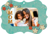 Celebrate Mom Pre-designed Ornament