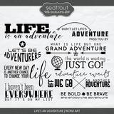 Life's An Adventure Mega Bundle