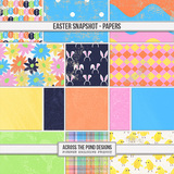 Easter Snapshot - Page Kit