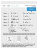2018 Day2Day April Themes
