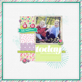 Spring Walk Add-on Paper Pack