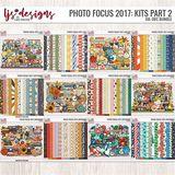 Photo Focus 2017 - Kit Bundle Part 2 (jul-dec)