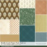 Bridle Creek Add-on Paper Pack