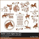 Bridle Creek Horse Scrapbooking Collection