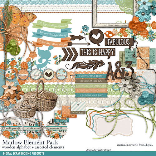 Marlow Element Pack