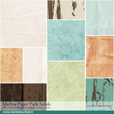 Marlow Solids Paper Pack