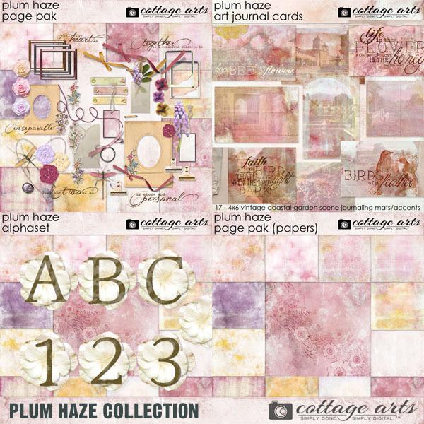 Plum Haze Collection