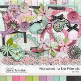 Honored To Be Friends Scrap Kit