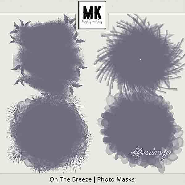 On The Breeze - Photo Masks