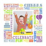 Birthday Milestones - Childhood Age 3