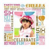 Birthday Milestones - Childhood Age 6