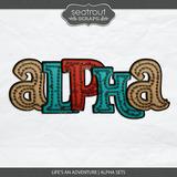 Lifes An Adventure Alpha Sets