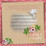 Faithfull Series - Worship - Page Kit