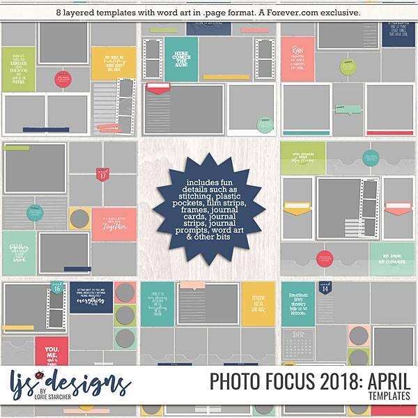 Photo Focus 2018 - April