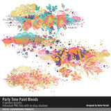 Party Time Paint Blends