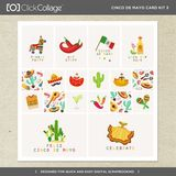 Cinco De Mayo Card Kit Bundle