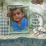 Lifes Journey - Your Story Scrap Kit