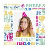 Birthday Milestones - Teenage 14