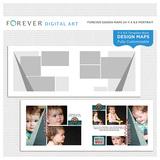 Forever Design Maps 24 11x8.5
