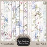 Country Garden I - Set 3