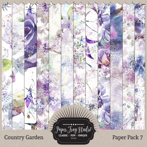 Country Garden II - Set 3