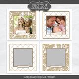 Super Sampler 1 - Page Framers
